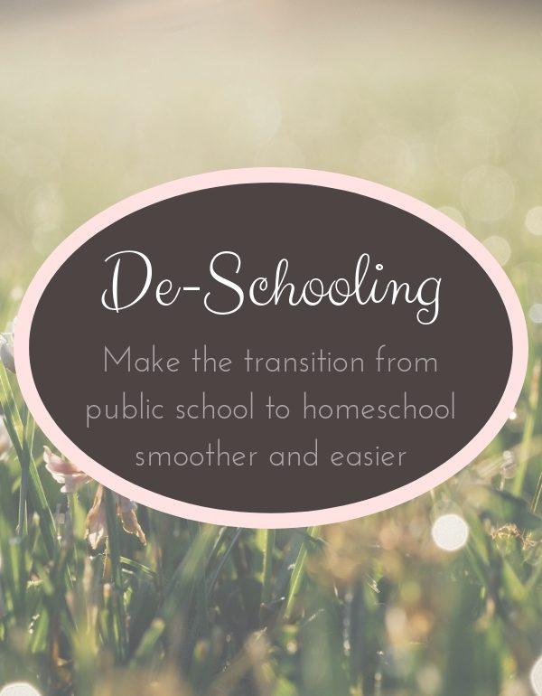 De-schooling