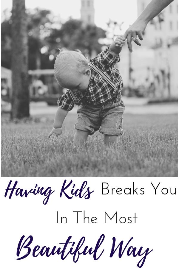 Having kids will change you