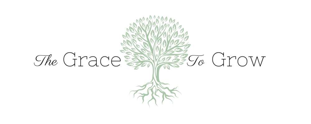 The Grace to Grow - Growing faith, food, family, and health.