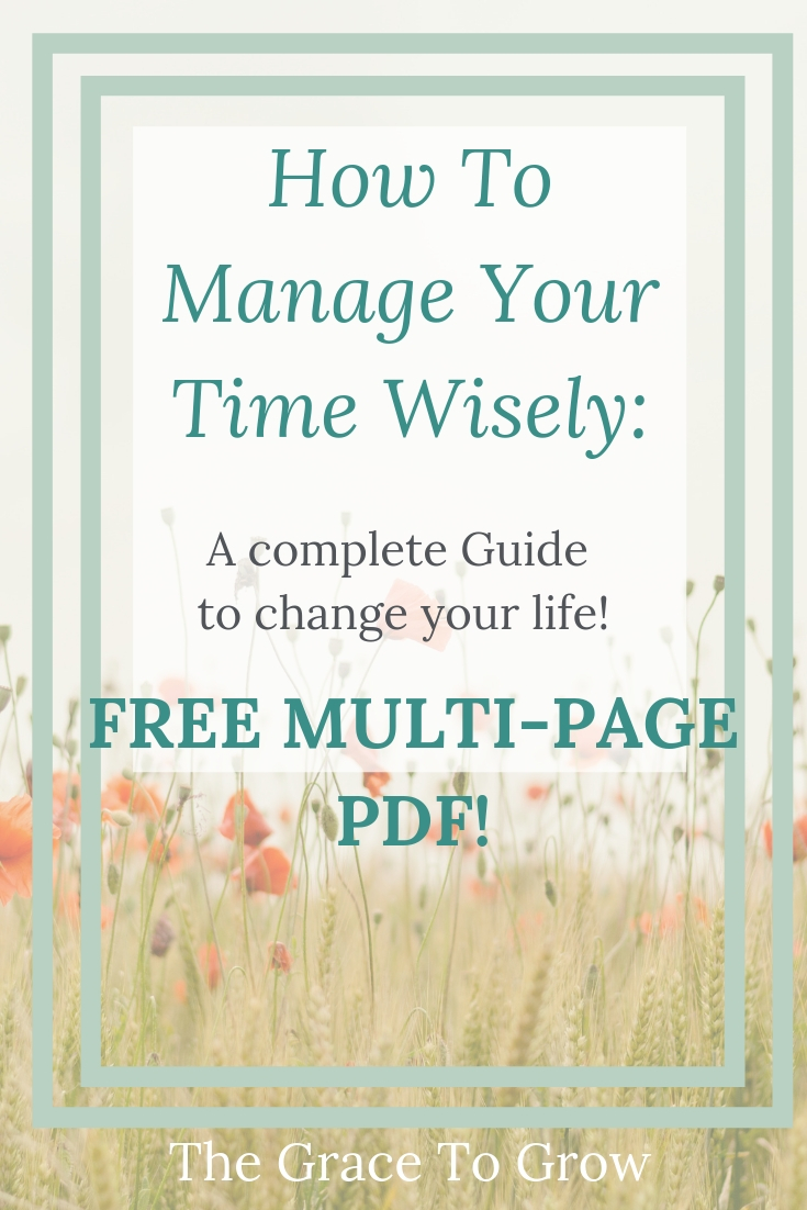 how-to-manage-time-wisely
