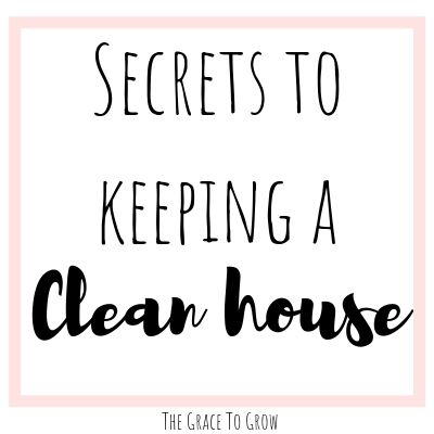 secrets-to-keeping-a-clean-house