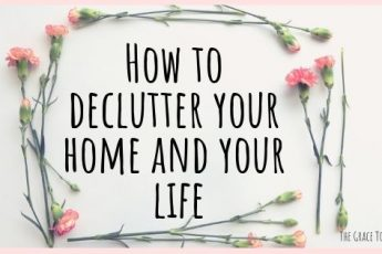 how-to-declutter-your-home-and-your-life-title-graphic