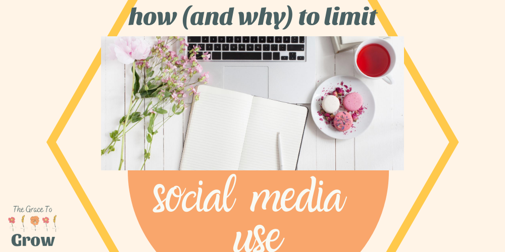 how-to-limit-social-media-use-title-graphic