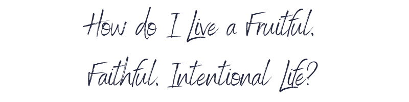 intentional-life