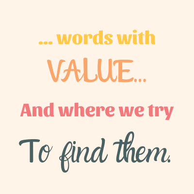 words-of-value